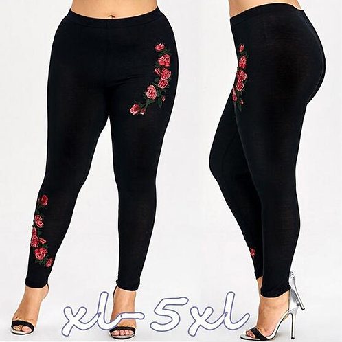 Women's fashion plus pants