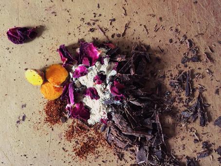 Coffee Alternative: Rose & Rosemary Cacao