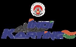 Ajmera IndiKarting Logo