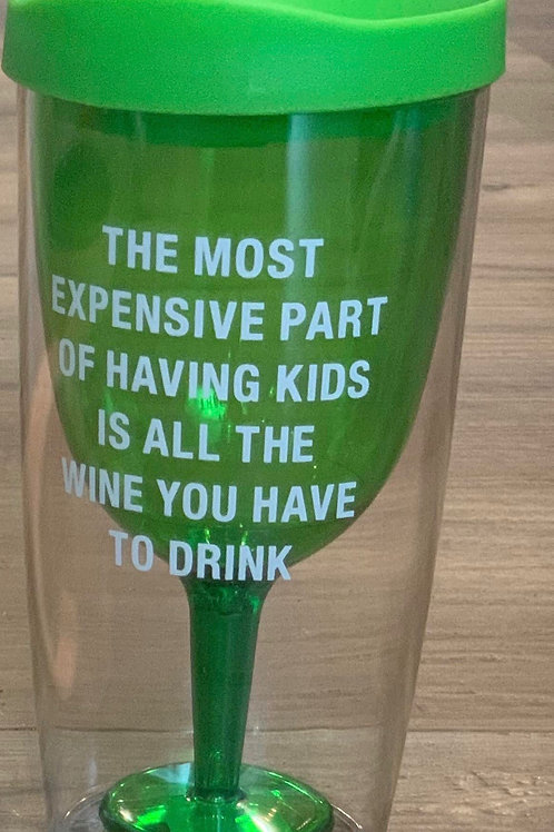 Expensive Wine Glass