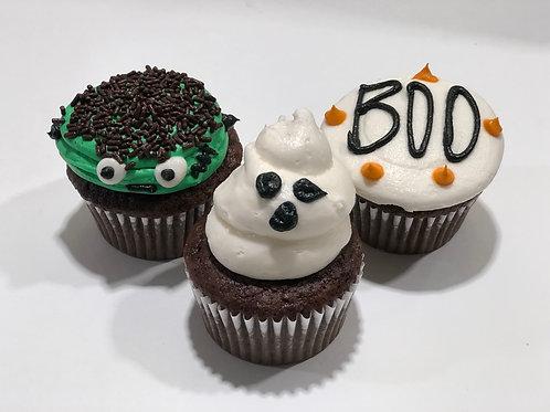 Halloween Cupcakes / Dozen