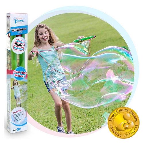 Giant WOWmazing Bubble Kit
