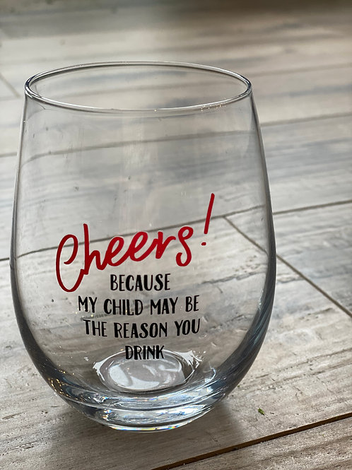 Cheers! Glass