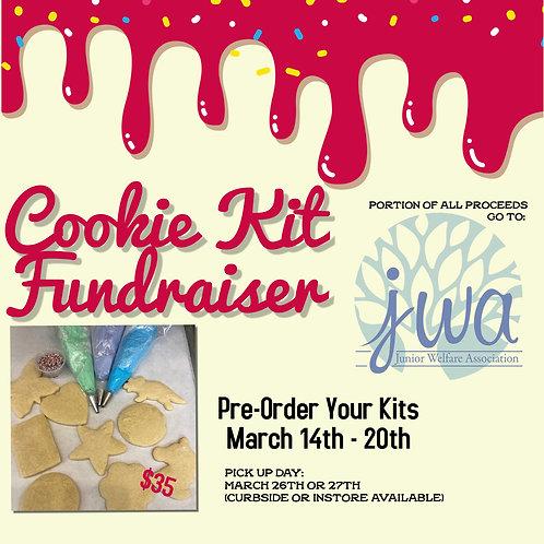 JWA Cookie Decorating Kit