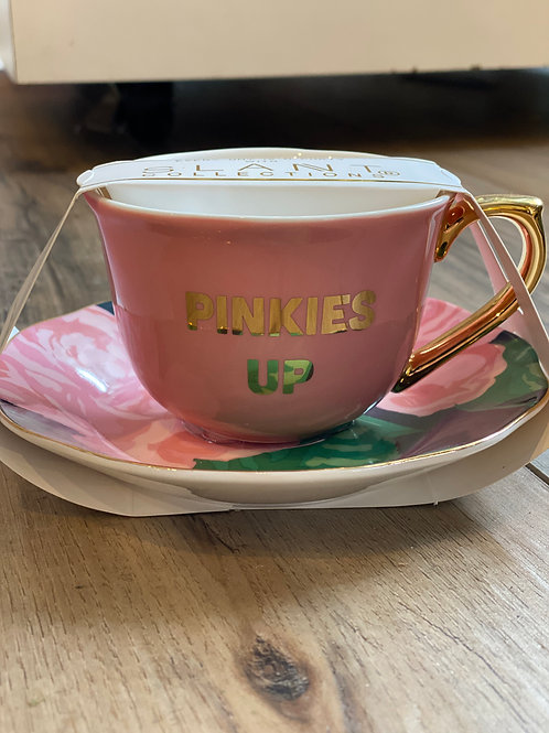 Sassy Tea Cups