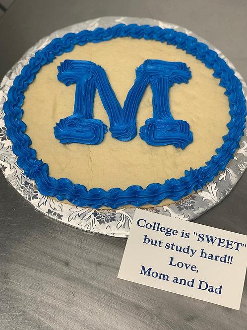 "Millikin Cookie Cake- 14"""