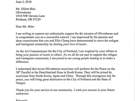 Letter of Support from City Commissioner Nick Fish!