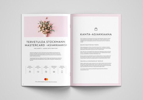 Stockmann Mastercard – Tervetuloaoppas ilmeen freesaus