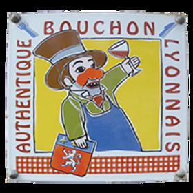 authentique bouchon lyonnais dans le Vieux-Lyon