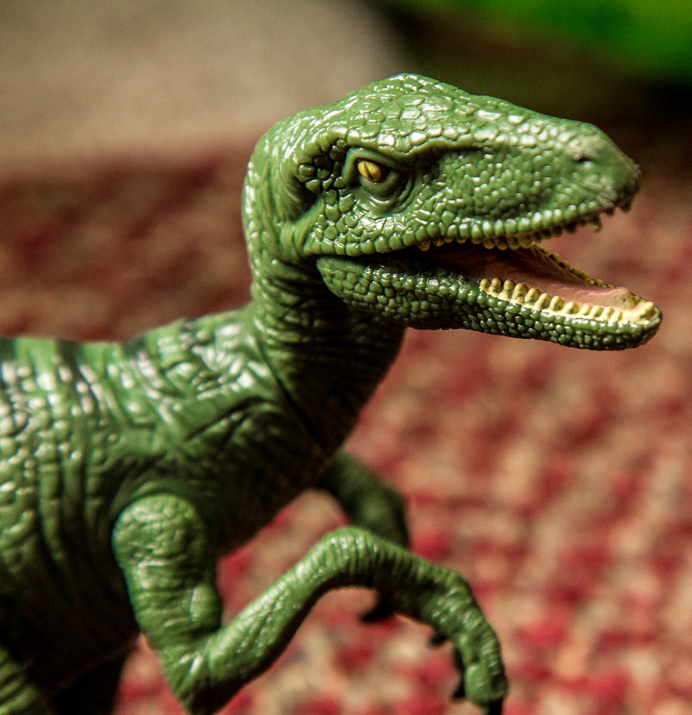 T Rex - The Angriest Dinosaur