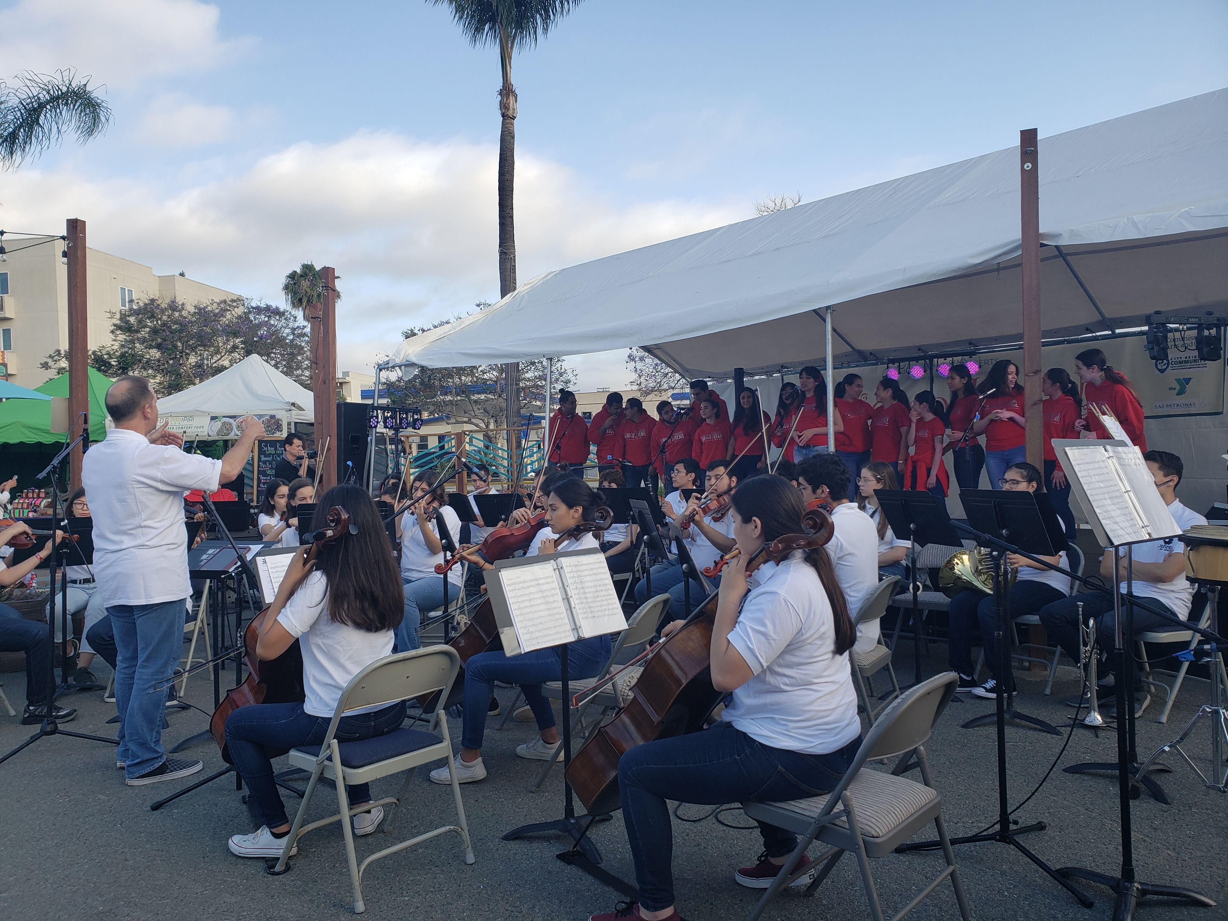 Opera de TJ Youth Orchestra & Choir