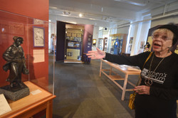 Anne Hoiburg at The Cal. Women's History Museum
