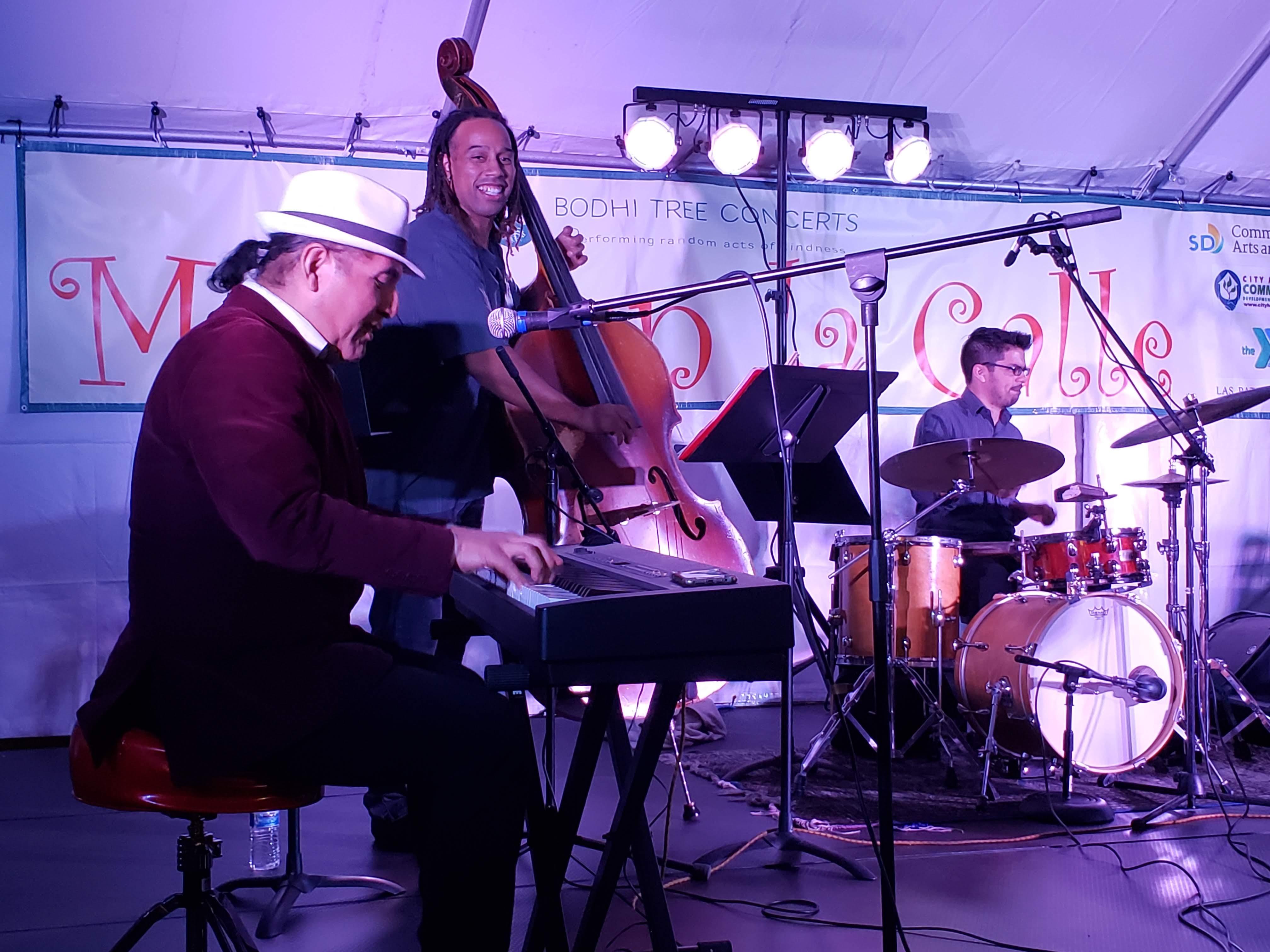 Irving Flores Latin Jazz