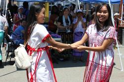 Dancers from Burma