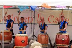 Genbu Daiko Japanese Drums