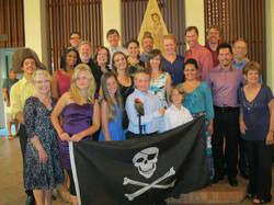 Cast of Pirates of Penzance
