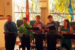 Chorus of soloists