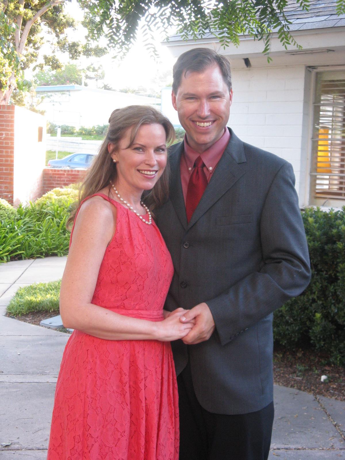 Megan Weston & Chad Frisque