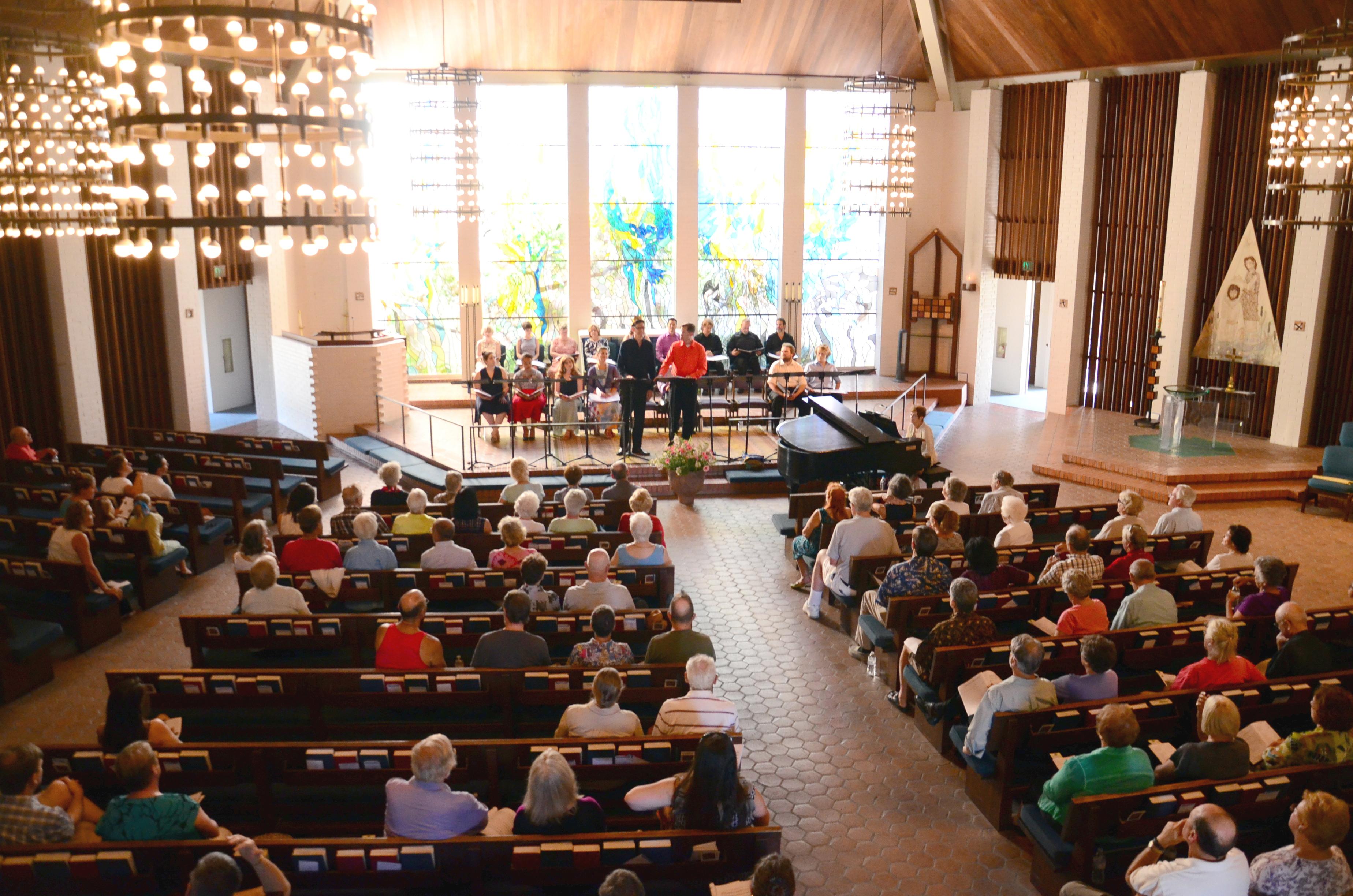 Beautiful All Souls' Church