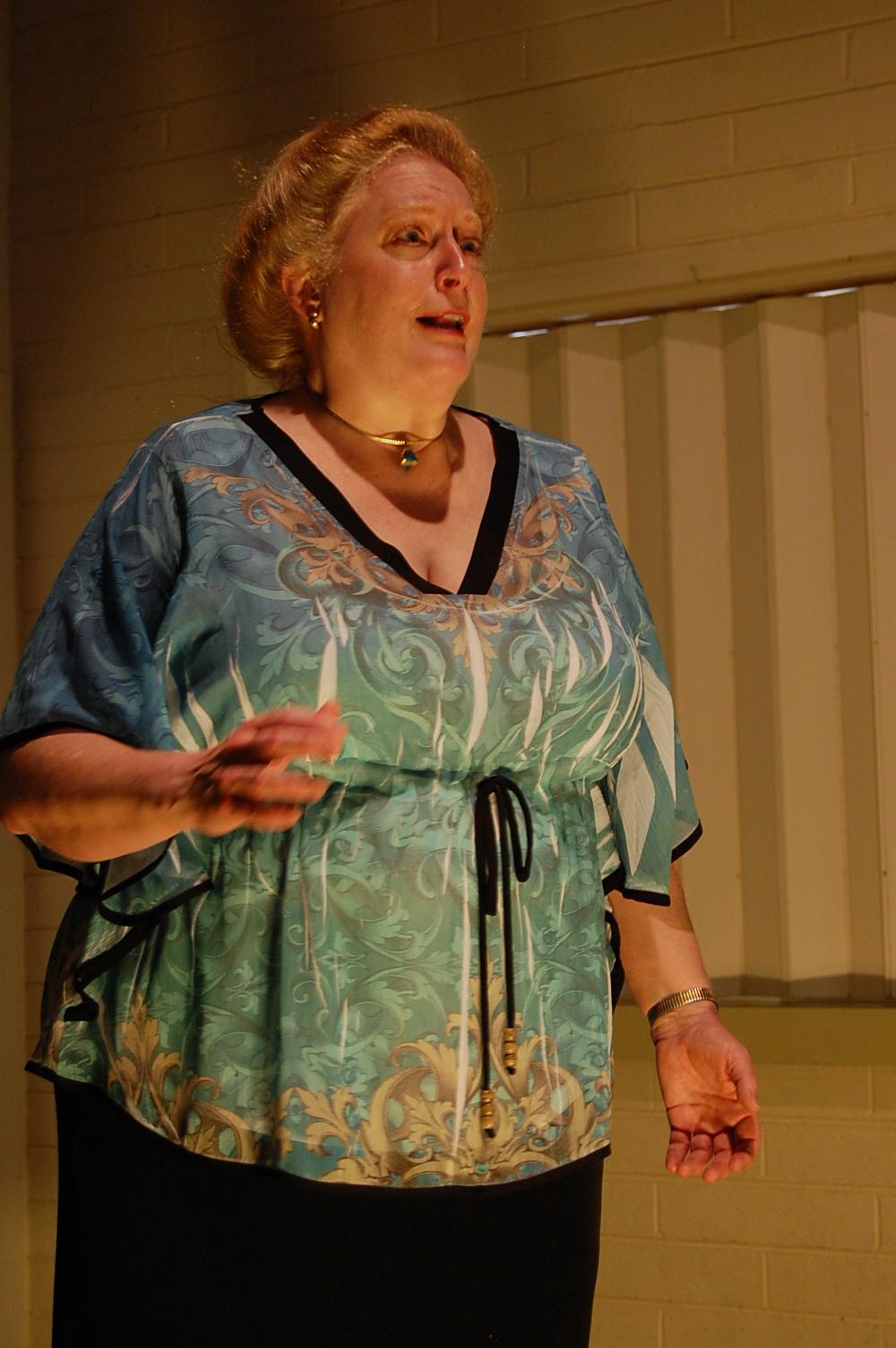 Patricia McAfee - La mama morta