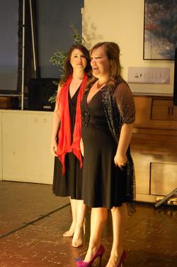 Sisters Lisa Frisque & Erica Austin