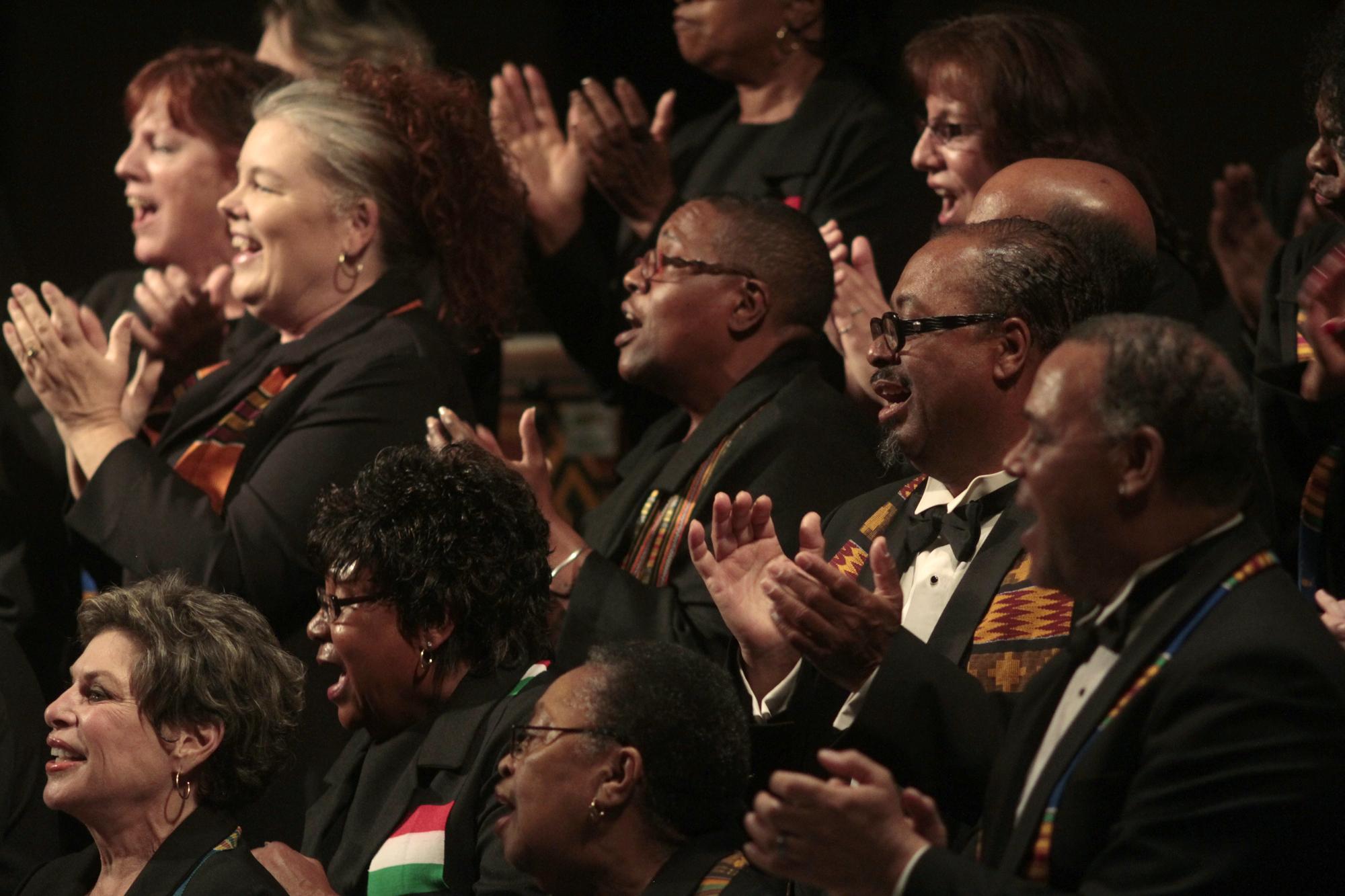 Martin Luther King Jr. Choir