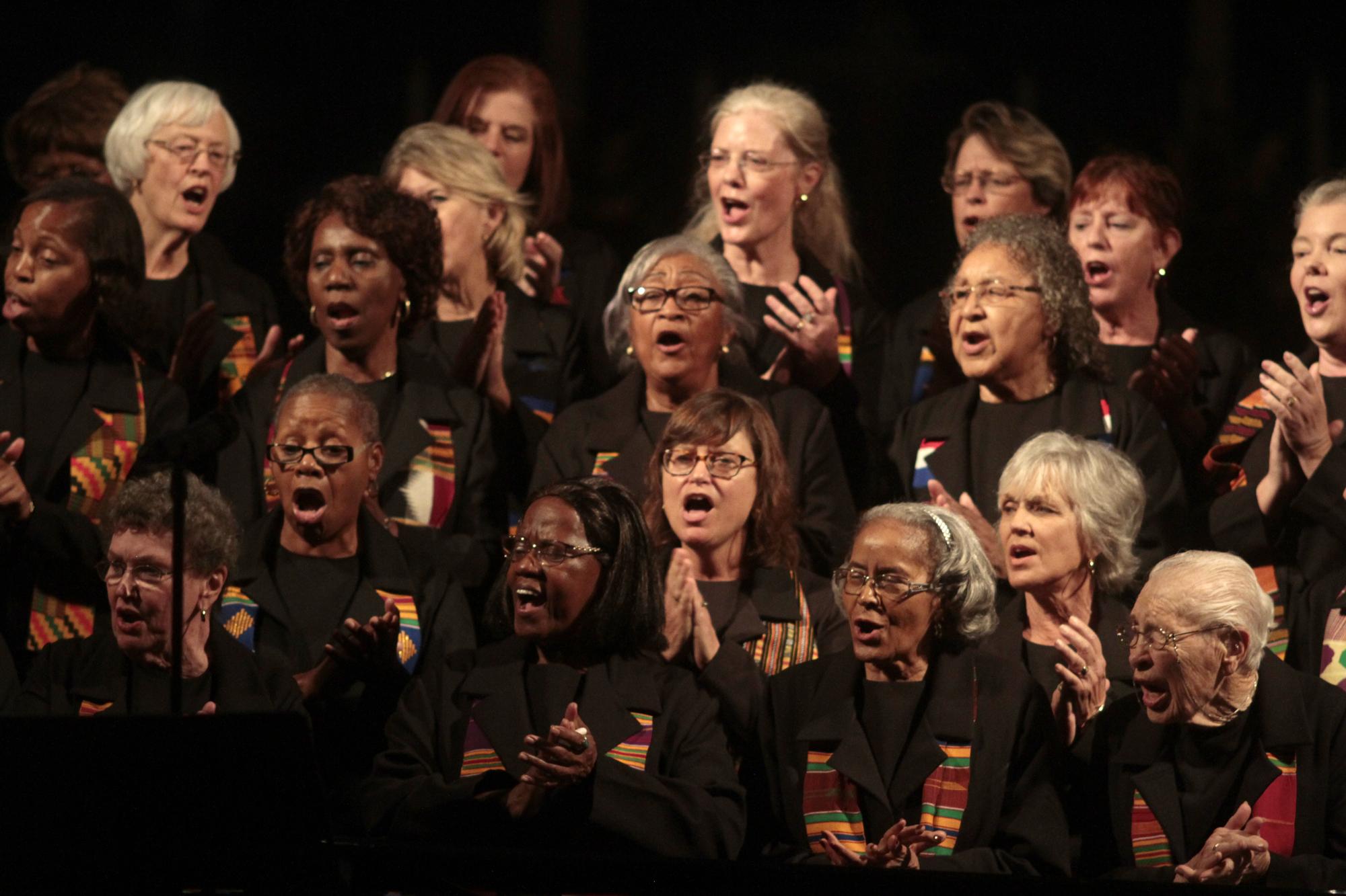 MLK Jr. Community Choir San Diego