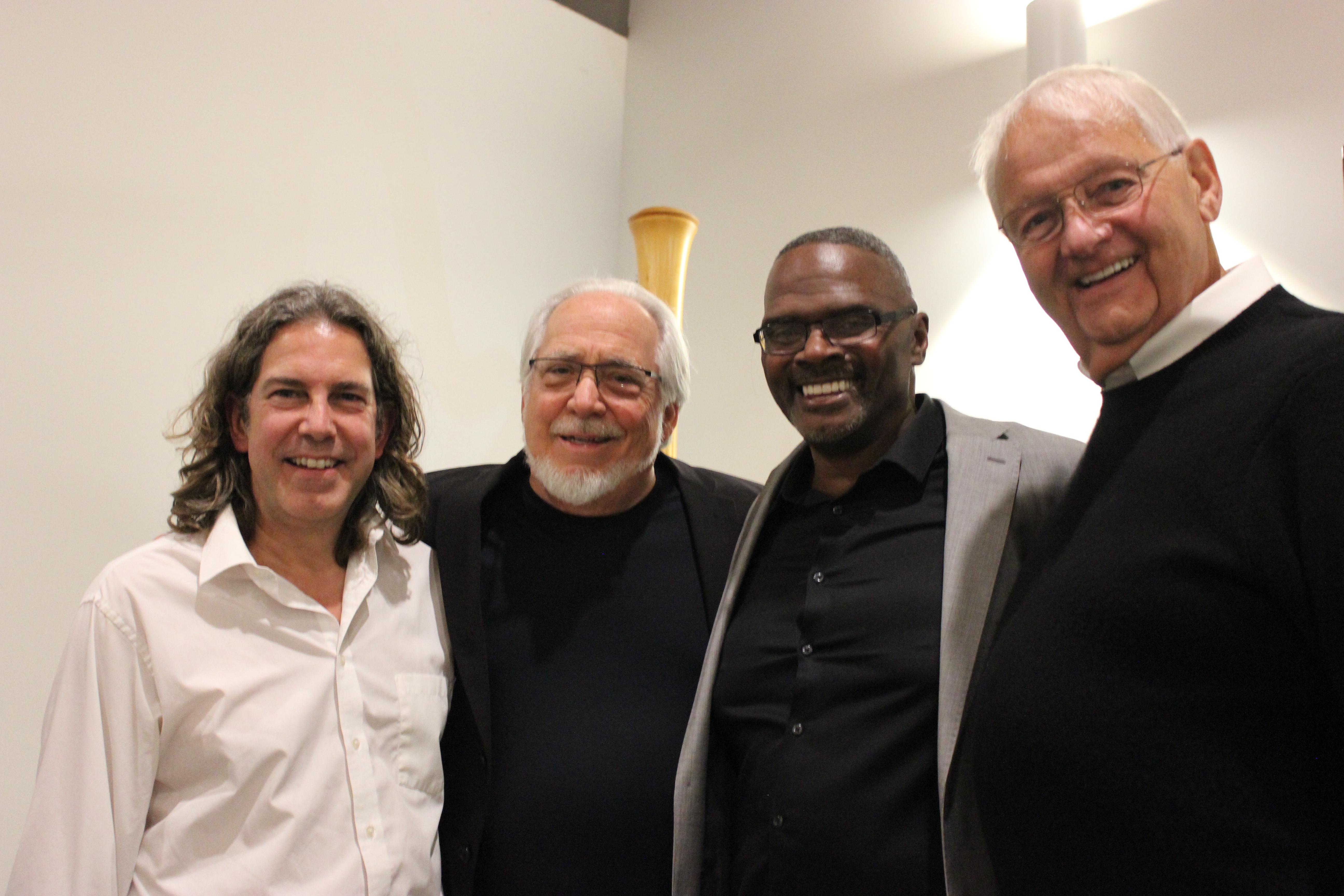 W. DuMelle, D. Chase, K. Anderson & M. Kaehr