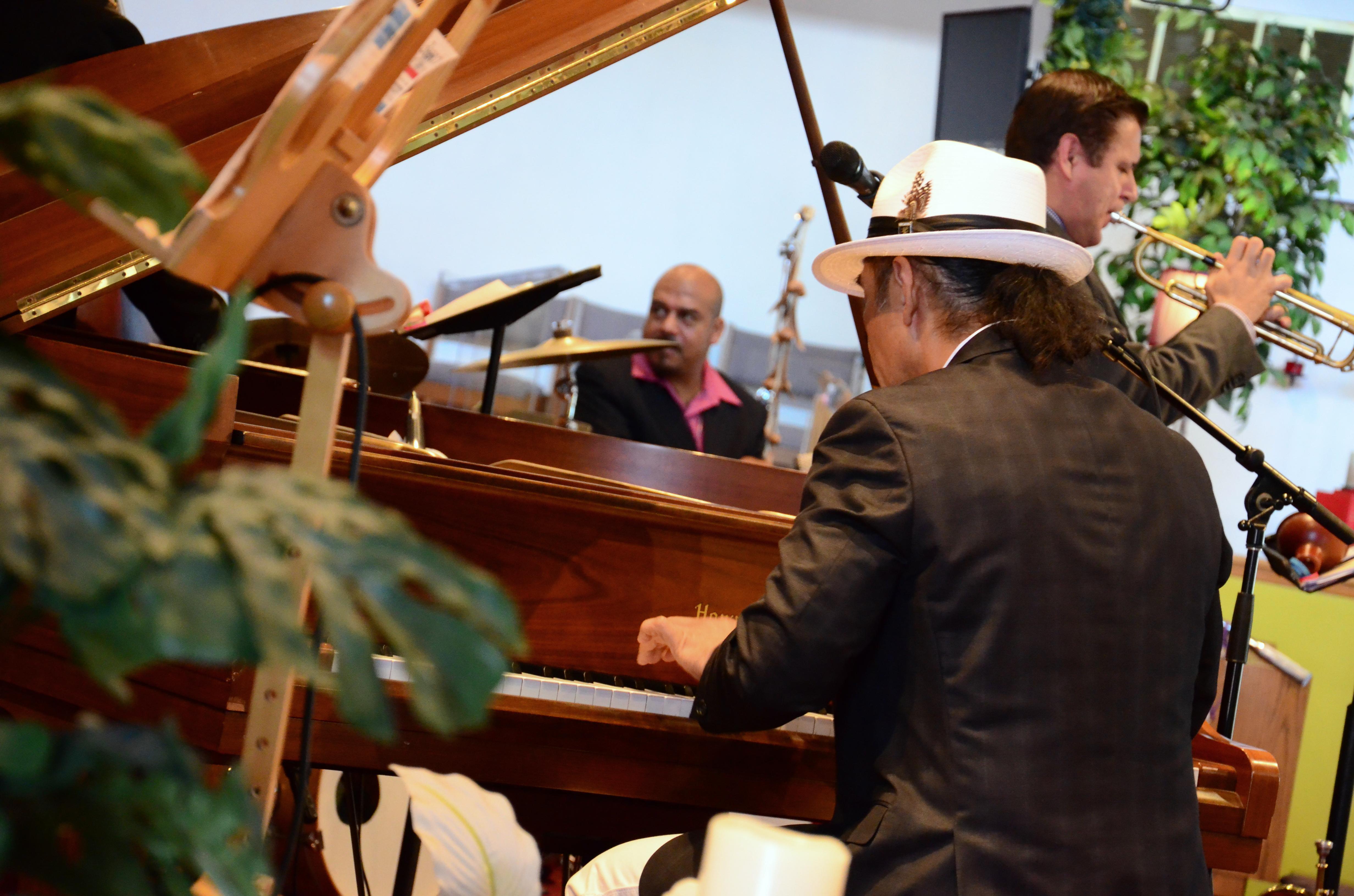 Irving Flores Latin Jazz Quintet