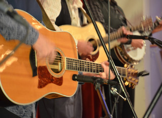 Bluegrass Concert to benefit the homeless of San Diego