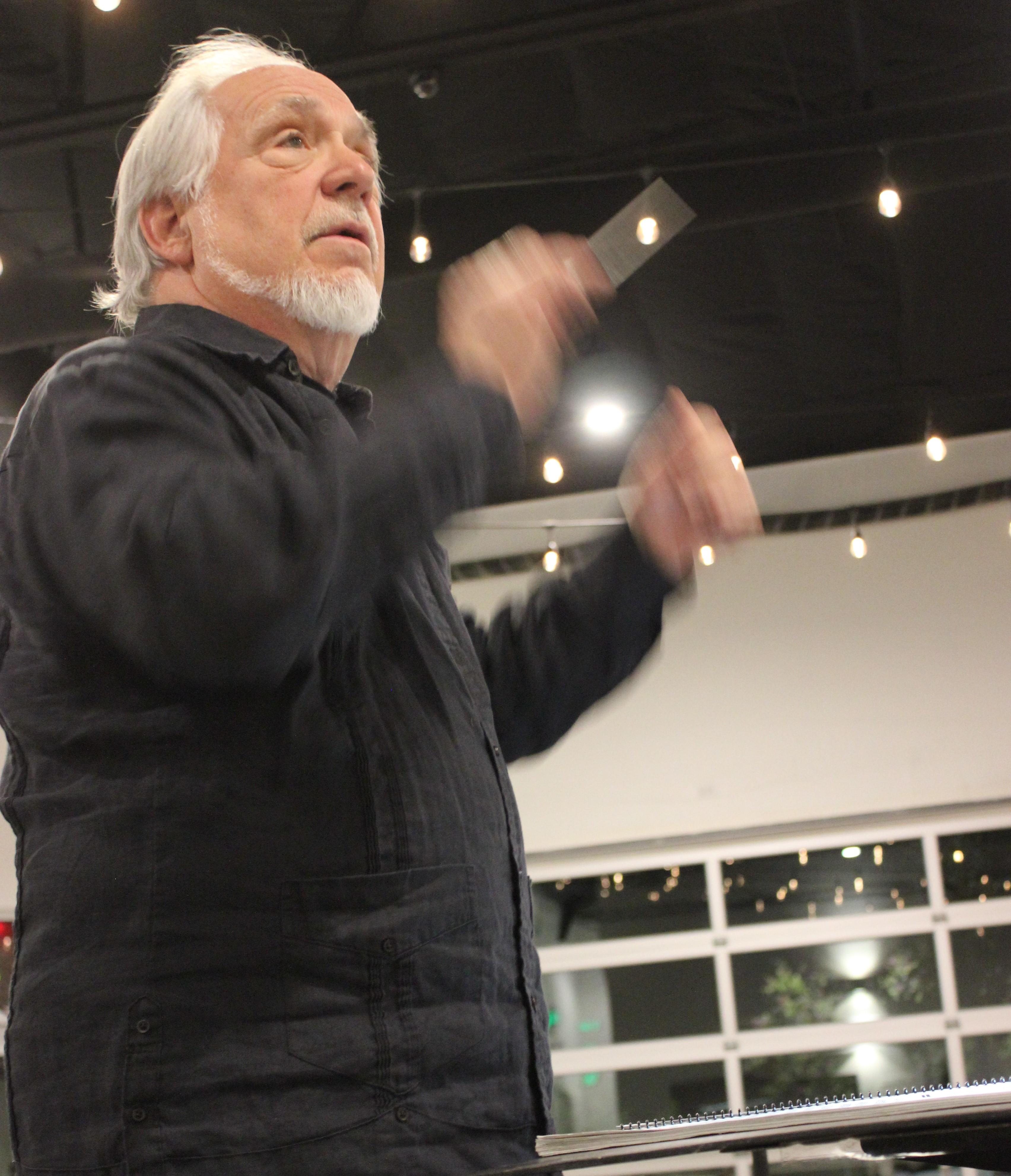 Maestro David Chase