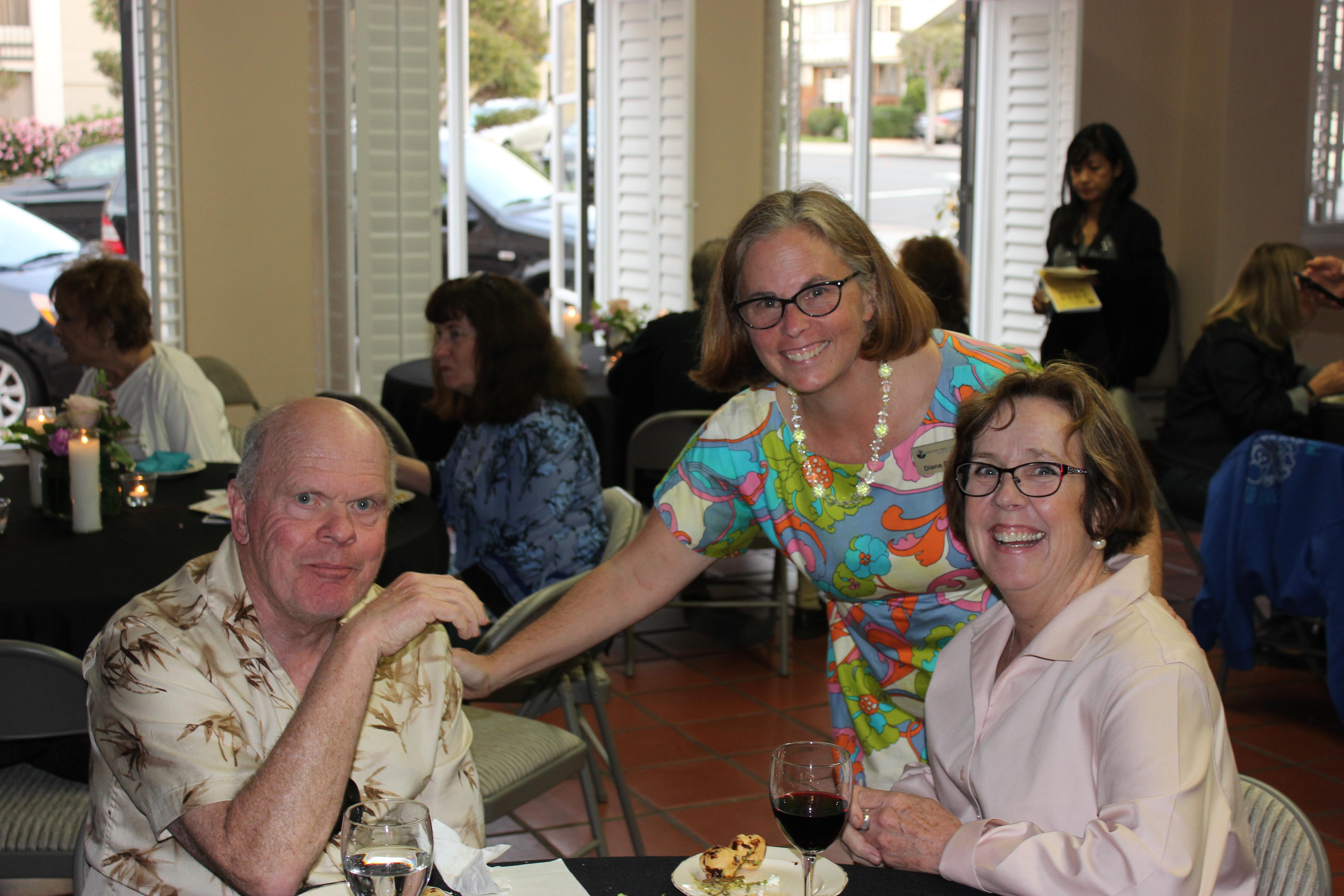 Tom, Diana & Marylou