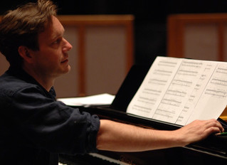 Jake Heggie discusses The Work at Hand