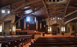 Tour to North County Village Church