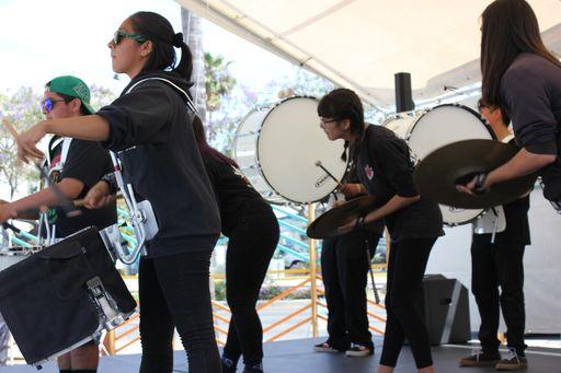 Hoover High Drum Line