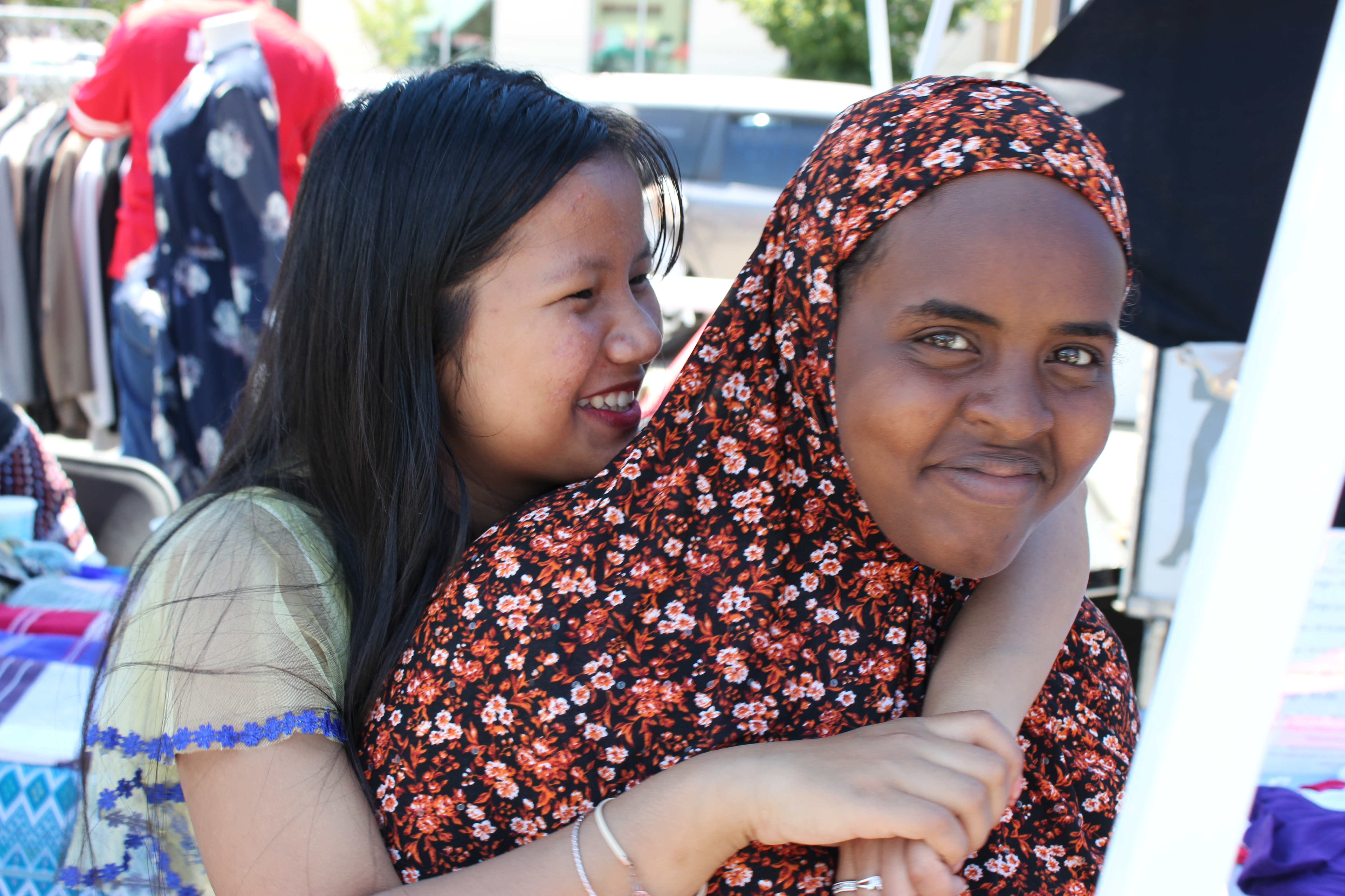 Artists & Friends - Burma & Somalia