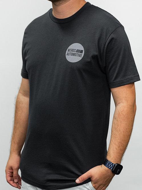 "Wergs Automotive ""Circle Logo"" T-Shirt"