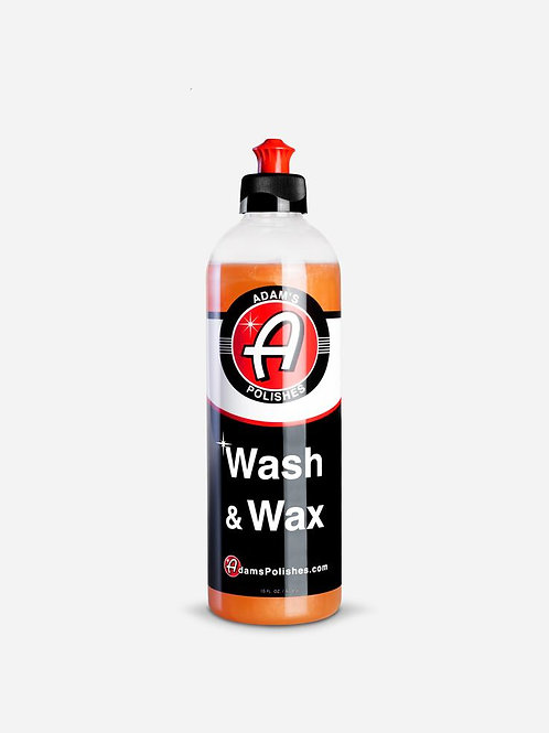 Adam's Polishes Wash & Wax