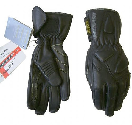 CHILDRENS leather gloves
