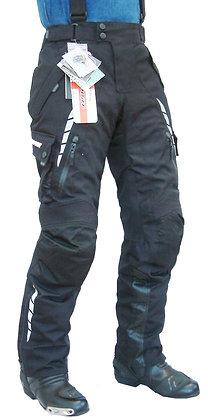 CHEVRON mens Cordura motorcycle trousers