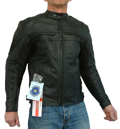 V TEX Mens leather jacket