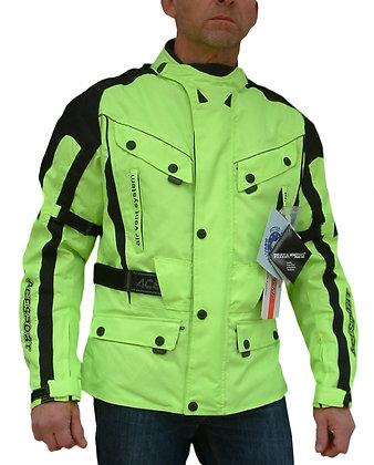 DAYGLOW HI VIZ Cordura motorcycle Jacket