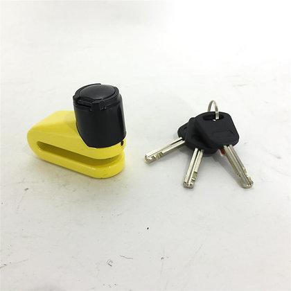 TRIGGER  disc lock