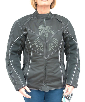 LEAH  Cordura Jacket