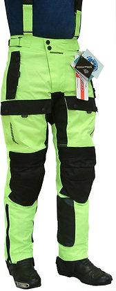 Hi Viz SAVANNAH Cordura  motorcycle trousers  SALE PRICE £55E