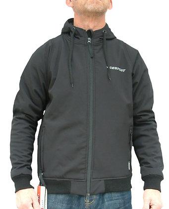 HOODY Kevlar lined motorcycle jacket
