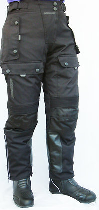SAVANNAH  SHORT LEG  ladies Cordura motorcycle  trousers
