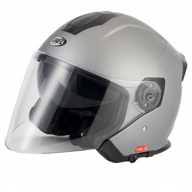 Vcan V586 Matt Titanium Helmet