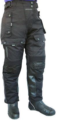 SAVANNAH  SHORT LEG mens Cordura motorcycle trousers