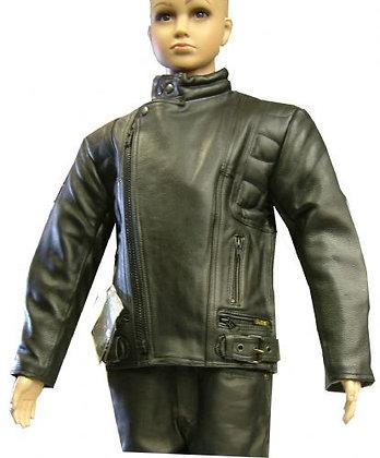 COBRA childrens leather Jacket